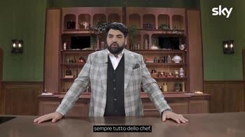 Antonino Chef Academy -le regole dello chef: staff e cucina