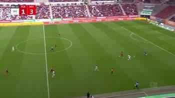 Bayer Leverkusen, Florian Wirtz con le ali ai piedi