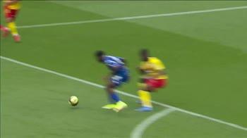 Lens-Lorient 2-2, gol e highlights