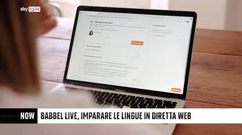 ++NOW9SET Babbel Live, imparare le lingue in diretta web
