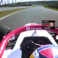 f3 feature race gp olanda hauger vittoria