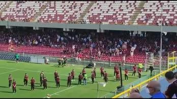 salernitana ribery coro stadio tifosi