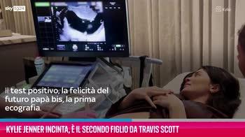 VIDEO Kylie Jenner incinta, secondo figlio da Travis Scott