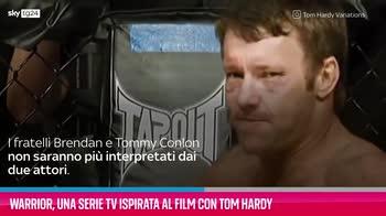 VIDEO Warrior, una serie TV ispirata al film con Tom Hardy