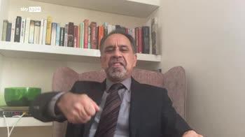 Afghanistan, Massoud a Sky: Non riconoscere governo talebano