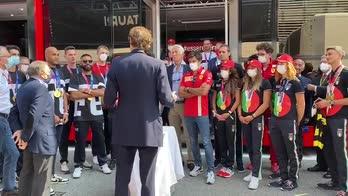 f1 gp italia coppa europei ori olimpiadi