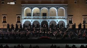 Riccardo Muti dirige a Ravenna il concerto per Dante