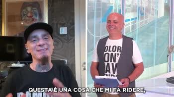 J-Ax: com'è stato lavorare con Raffaella Carrà VIDEO