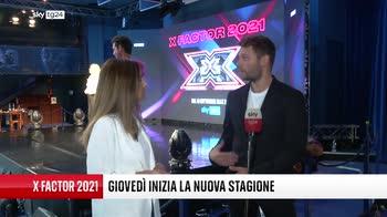 X Factor, al via la nuova edizione con Ludovico Tersigni