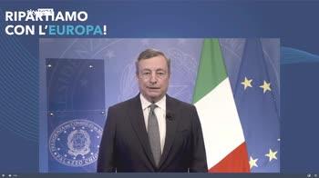 ERROR! Draghi, Politica deve agire, no a scelte di convenienza
