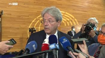 Stato Unione, Gentiloni: Green Deal transazione necessaria