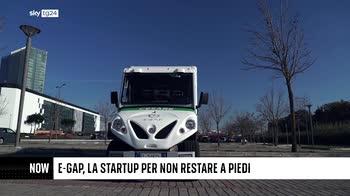 ++NOW E-Gap, la startup per non restare a piedi