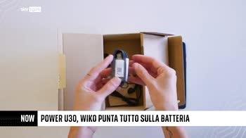 ++NOW Power U30, Wiko punta tutto sulla batteria