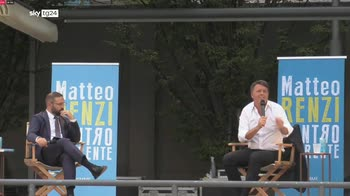 ERROR! Renzi, Su green pass Salvini e Meloni imbarazzanti