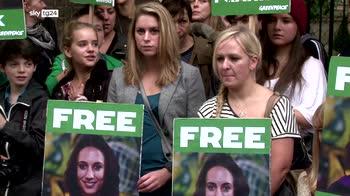 ERROR! ambiente, Greenpeace compie 50 anni