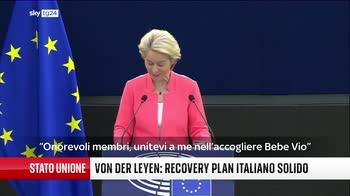 ERROR! L'Europa e l'anno che verr� nel discorso di Von der Leyen