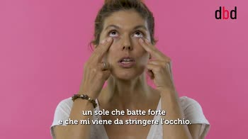 Yoga Face: minimizzare le rughe degli occhi
