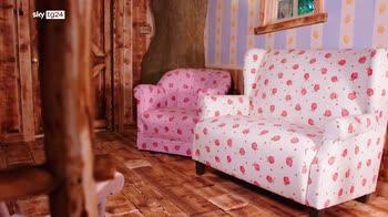 Bearbnb, la casa nell'albero di Winnie the Pooh