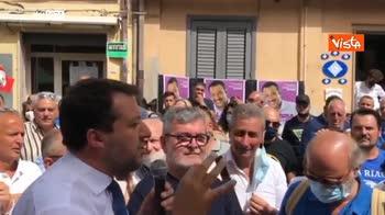 Green pass, Salvini: garantire tamponi a lavoratori non vaccinati