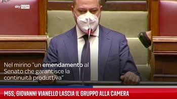 M5S, Giovanni Vianello lascia il gruppo alla Camera