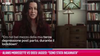 "VIDEO Alanis Morissette su Jagged: ""Sono stata ingannata"""