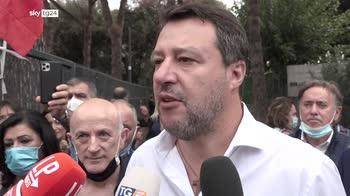 Green Pass, Salvini: sui tamponi il Governo deve metterci i soldi