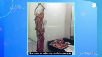 Vite da Copertina - Il vestito di carne di Lady Gaga