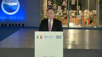 Ue, Draghi: su difesa comune non c'� pi� da attendere