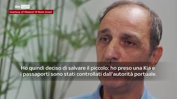 """ERROR! Nonno di Eitan: """"Ho perso la fiducia nella giustizia italiana"""""""