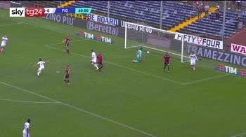 Serie A, Genoa-Fiorentina 1-2. Video, gol e highlights
