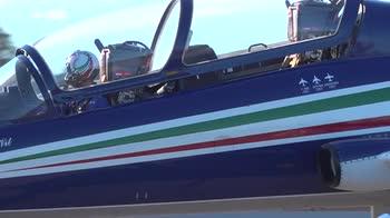 Frecce tricolori, 60 anni di magie nei cieli italiani