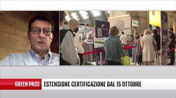 E-venti,Mantovani: difficile controllo Green Pass in aziende