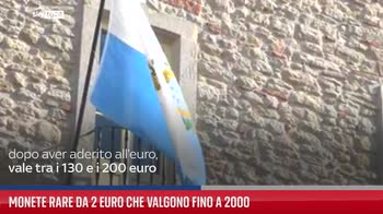 Monete rare da 2 euro che valgono fino a 2000