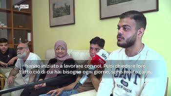 Migranti, vivere in una casa e non in un campo