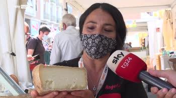 Cheese 2021, tra formaggi e campagna vaccinale
