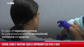 Covid, cure e vaccini: quelli approvati da Ema e Aifa