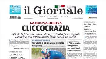 Rassegna stampa, i giornali del 20 settembre