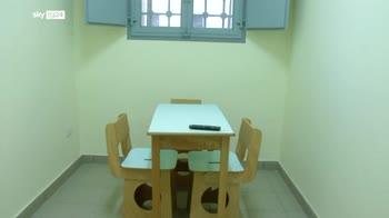 Frosinone, detenuto spara nel carcere: nessun ferito