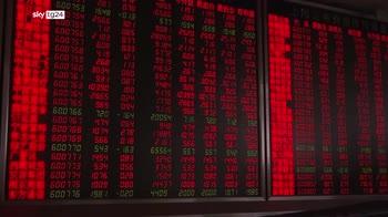ERROR!  Evergrande, che alla Borsa di Hong Kong ha toccato i minimi dal 2010