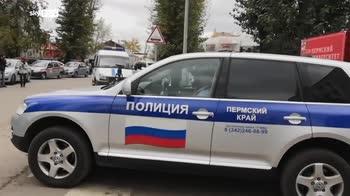 Russia, studente spara all'universit�: 8 morti, fermato il killer