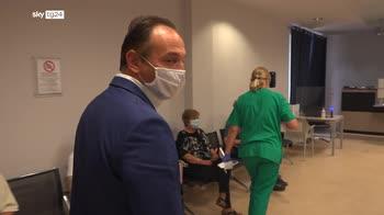 Piemonte, al via la terza dose di vaccino