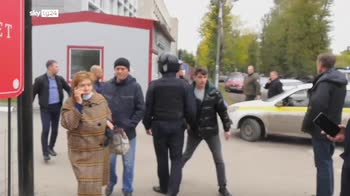 Strega Universit� Russia, uccise 8 perosne, ferite 24