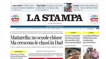 Rassegna stampa, i giornali del 21 settembre