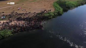 Migranti, polemica per video al confine Usa