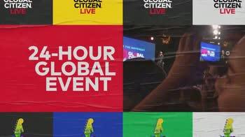 Global Citizen Live: il video