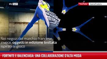 Fortnite e Balenciaga: una collaborazione d'alta moda
