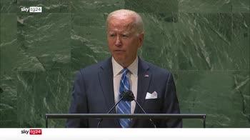 Diretta Biden primi due minuti