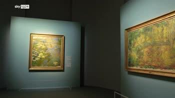 Claude Monet a Palazzo Reale di Milano fino a gennaio
