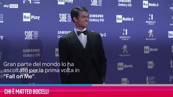 VIDEO Chi è Matteo Bocelli