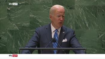 Diretta Biden integrale